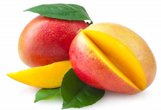Mango la fruta curadora