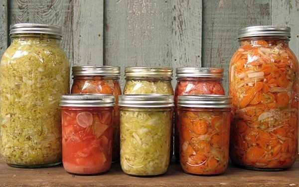 Beneficios de los alimentos fermentados