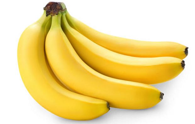 banana muy rica en potasio
