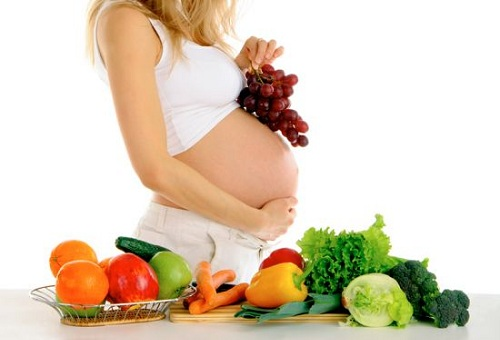 Alimentacion idonea durante el embarazo