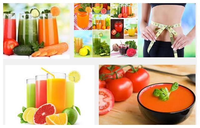 Dieta de liquidos claros para bajar de peso