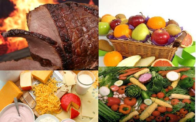 Mostaza dieta disociada menu