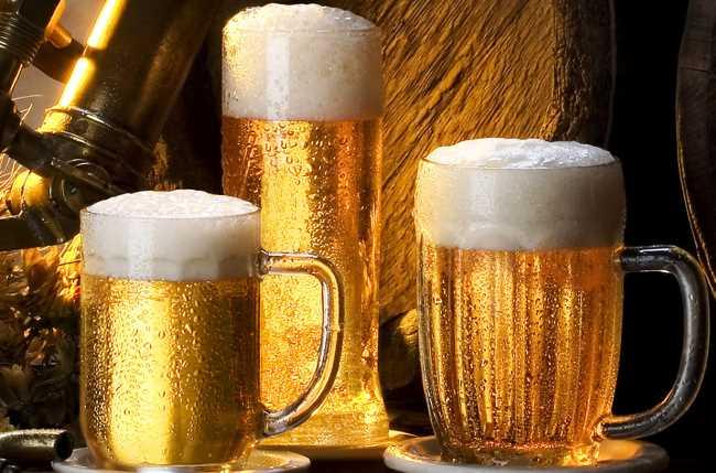 cuantas calorias tiene una cerveza