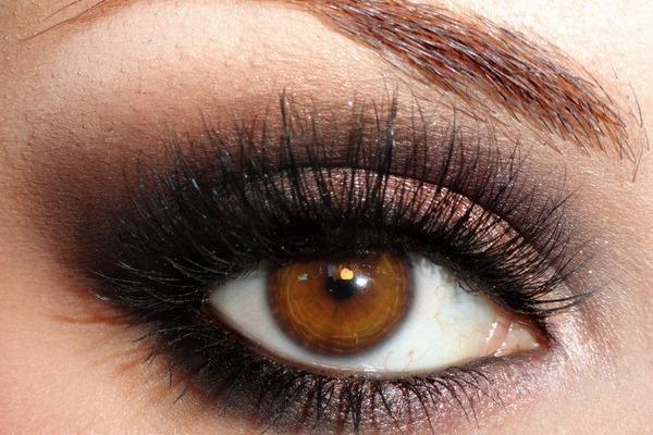 Tips de maquillaje para ojos cafés