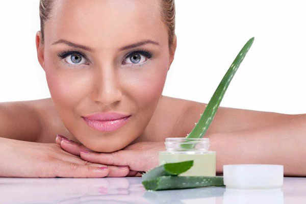 Aloe vera remedio para acne