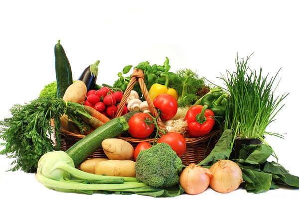 Bajar de peso con comida saludable