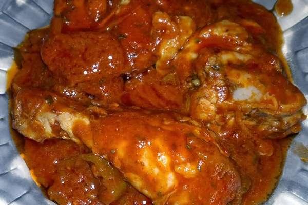 Recetas de pollo guisado buena salud - Platos de pollo faciles ...