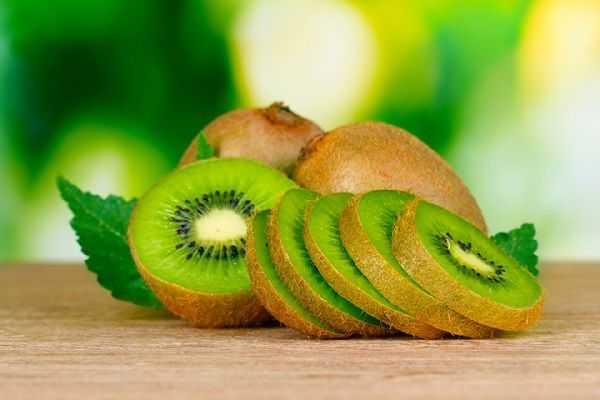 Beneficios kiwi para bajar peso
