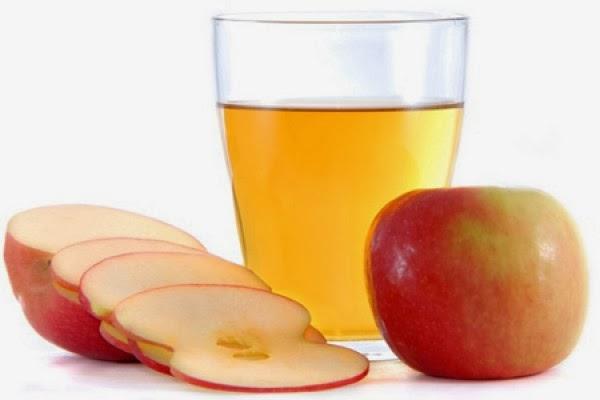 Jugo de manzana beneficios