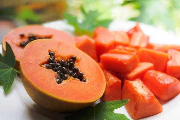 Papaya beneficios para la piel