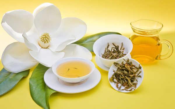 Beneficios del te amarillo