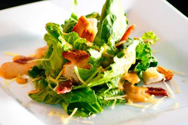 Recetas de ensaladas de lechuga