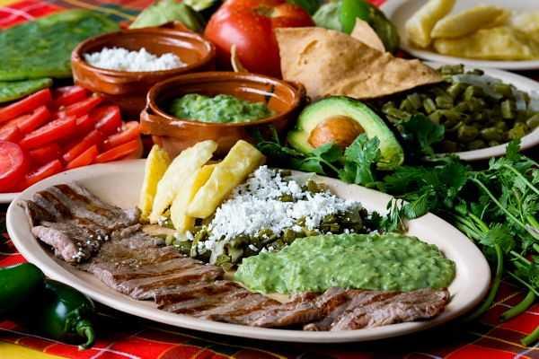 Comidas mexicanas saludables buena salud for Comidas con d