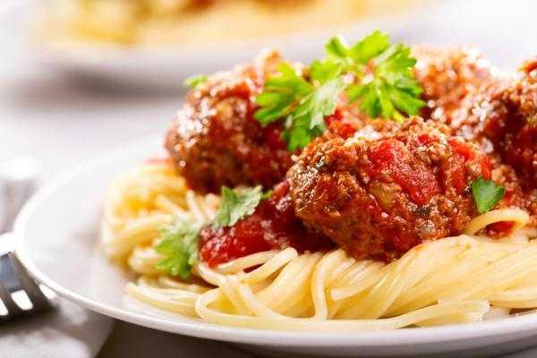 Recetas de comida italiana sencillas buena salud for Comida italiana