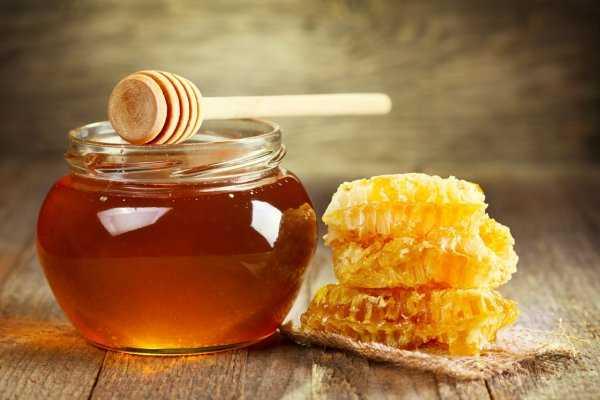 Miel y leche para el cuidado de la piel