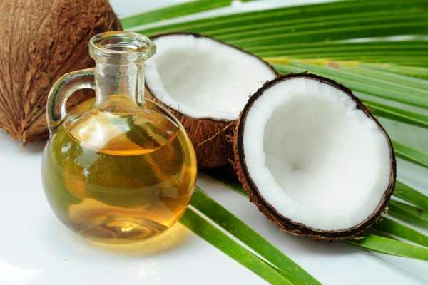Como curar hemorroides con aceite de coco