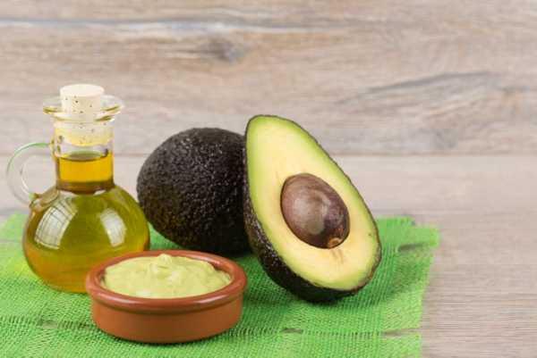 Eliminar acné rápido con aceite de aguacate