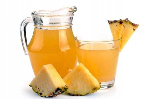 Propiedades del te de pina para adelgazar