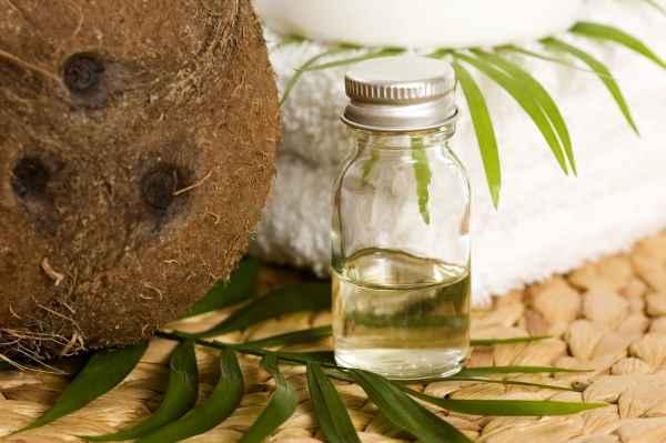 Aceite de coco para el cabello como se usa