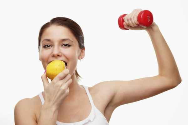Que fruta comer después de hacer ejercicio