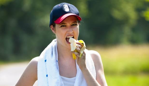 alimentos energizantes recomendados para despues de correr