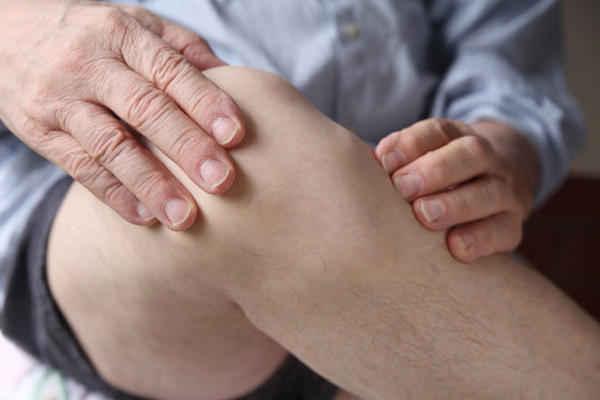 Reducir inflamación en la rodilla de manera efectiva