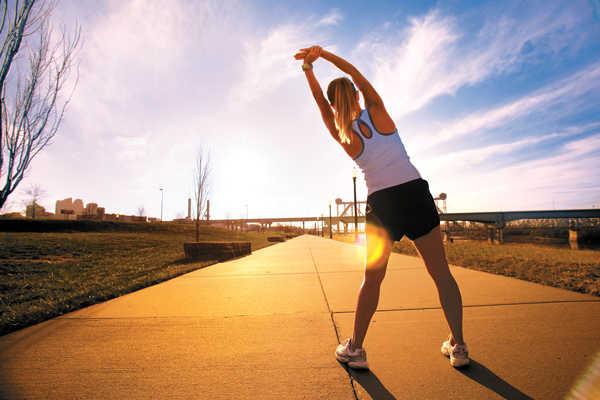 Mejor hora para hacer ejercicios ¿mañana o tarde?