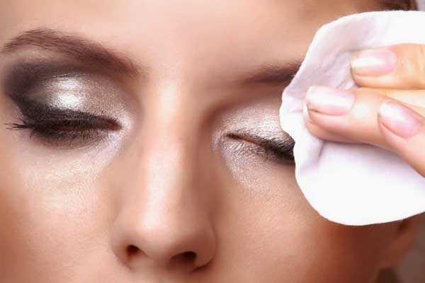 Cómo quitar el maquillaje naturalmente segun el tipo de piel