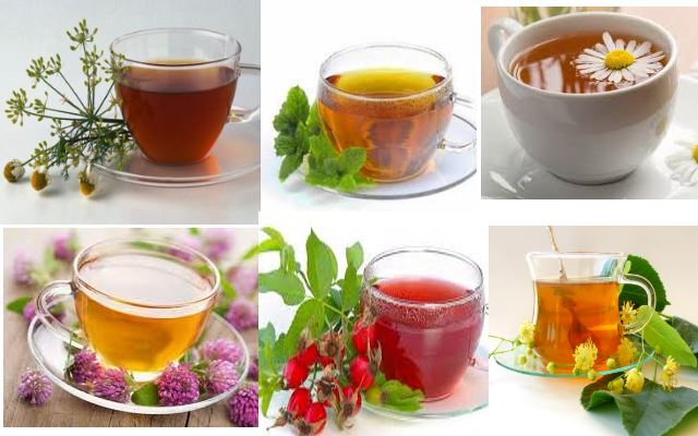 Tipos de infusiones y usos - Buena Salud