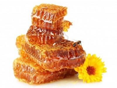 La miel.