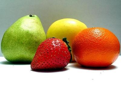 El consumo de vitamina A.