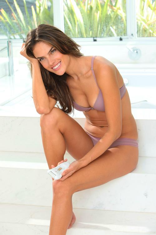 Alessandra Ambrosio Philips SatinPerfect Wet&Dry