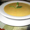Receta de sopa crema de apio
