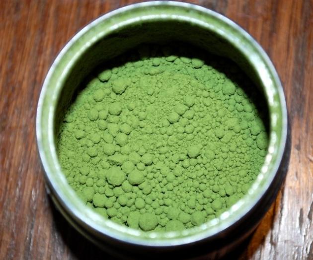 For Antioxidants, Green Tea Powder is a Great Matcha