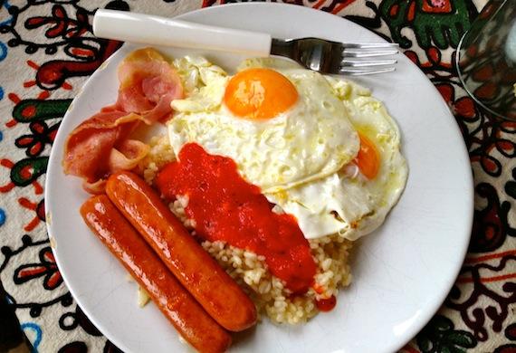 Arroz a la cubana buena salud - Calorias arroz a la cubana ...