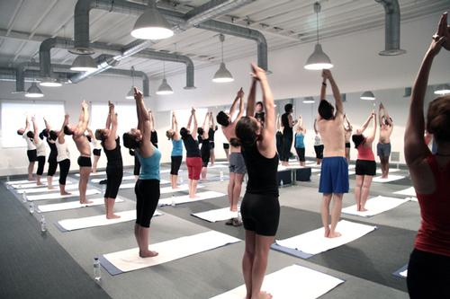 centros yoga madrid