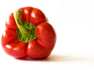 Consumo de verduras.