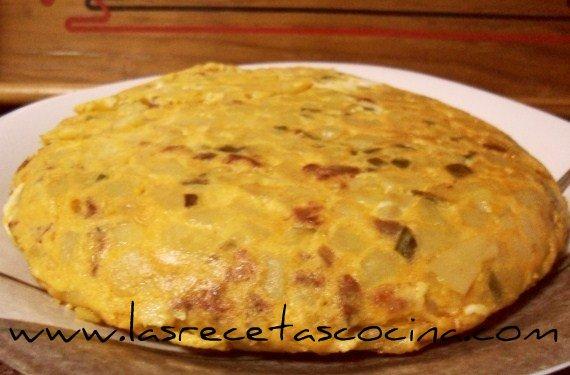 tortilla española Tortilla española, receta tradicional