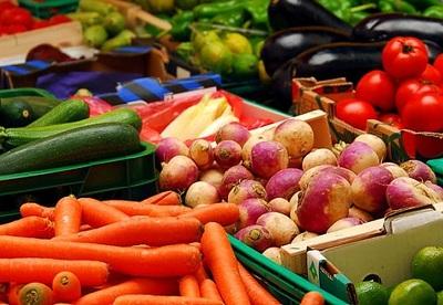 Frutas y verduras como medicinas naturales