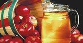 Adelgazar con vinagre de manzana