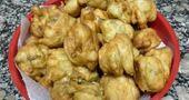 Receta de bocaditos o buñuelos de lechuga